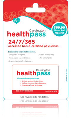 Careington Health Pass